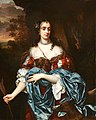 Jacob Huysmans - Lady Elizabeth Pope (1660–1719), Lady Lee, Later Countess of Lindsey, as Diana.jpg