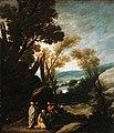 Jacob Symonsz. Pynas - Krajina s Kristusom, ki izroča ključe sv. Petru.jpg