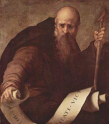 Antonio abate wikipedia for Arredo bimbo sant antonio abate
