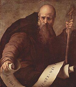 Santo Antão, o Pai dos Monges