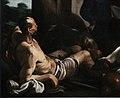 Jacopo bassano il giovane, lazzaro e il ricco, 1550 ca. 02.jpg