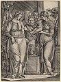 Jacopo de' Barbari, Large Sacrifice to Priapus, c. 1499-1501, NGA 34639.jpg