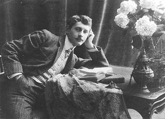 Jacques d'Adelswärd-Fersen - Jacques d'Adelswärd-Fersen in 1905