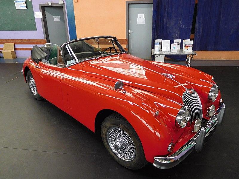 File:Jaguar XK150, 1960 (1).jpg - Wikimedia Commons