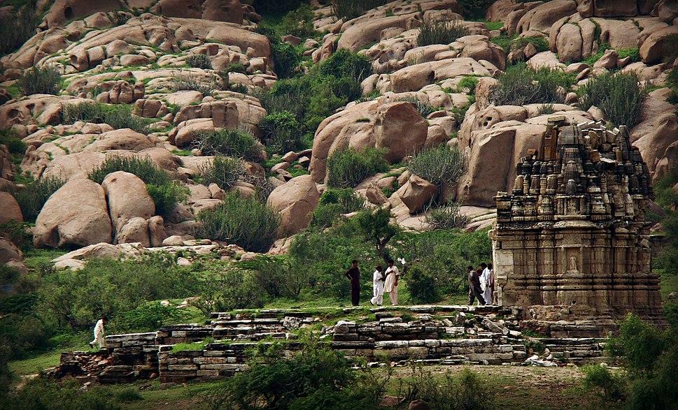 Jain Temple by Bilal Soomro