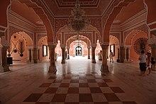 City Palace Jaipur Wikipedia