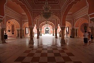 City Palace, Jaipur - Sarvato Bhadra