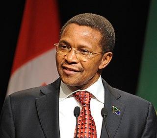 Jakaya Kikwete Tanzanian politician and president