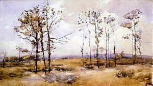 James Paterson (painter) - Image: James Paterson Craigenputtock 1882