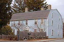 James Putnam House, 42 Summer St. Danvers MA c 1715