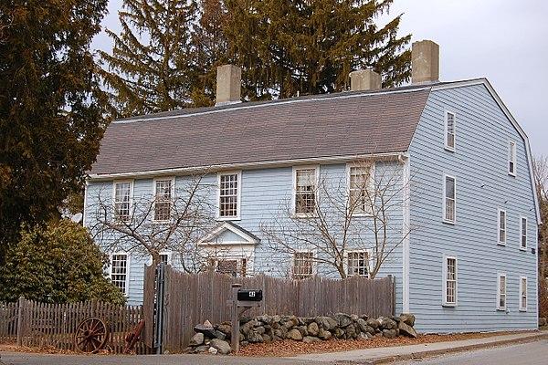 James Putnam Jr. House
