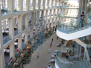 The Salt Lake City Public Library. The America...