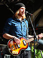 Jan Pape Band - Jan-Hendrik Buhk – Rock 'N' Rose Festival 2014 04.jpg