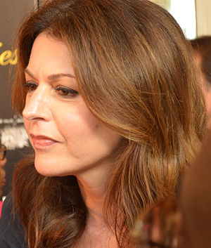 Jane Leeves - Leeves in May 2012.