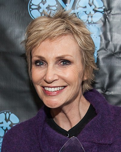 Picture of an author: Jane Lynch