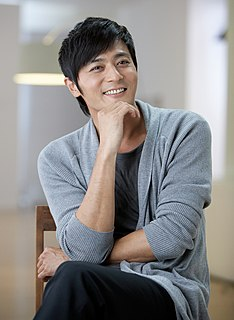 Jang Dong-gun South Korean actor