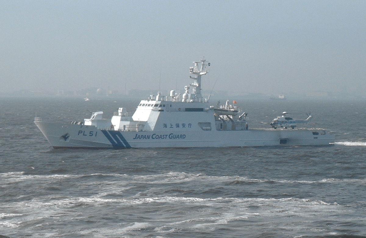巡視船 ひだ - 岩淸水 |Hida Jcg Class Patrol Vessel