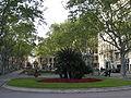 Jardins de Salvador Espriu, cerca.JPG