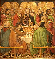 Jaume Huguet - Last Supper - WGA11797.jpg