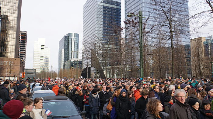 Je suis Charlie, Brussels 11 January 2015 (122).jpg