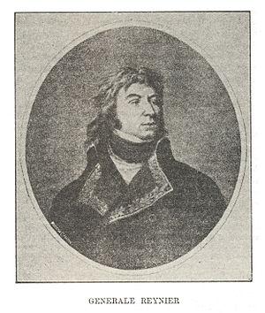 Battle of Mileto - Jean Reynier, the French commander.