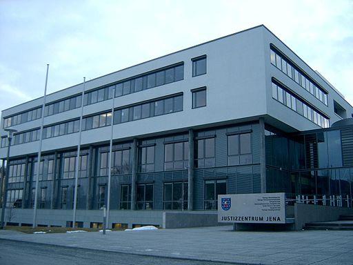 Jena-Justiz-Zentrum