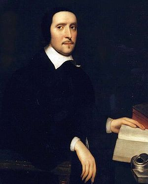 Jeremy Taylor - Jeremy Taylor is depicted in this portrait at Gonville and Caius College, Cambridge.
