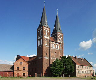 Jerichow Place in Saxony-Anhalt, Germany