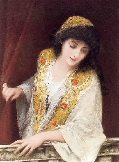 Jessica - Samuel Luke Fildes