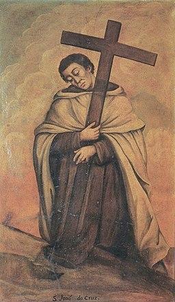 Jesuíno do Monte Carmelo - Santos Carmelitas - São João da Cruz