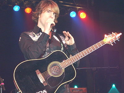 Picture of a band or musician: Jimmy Wayne