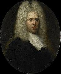 Portrait of Johan Arnold Zoutman, Husband of Anna Margaretha van Petcum