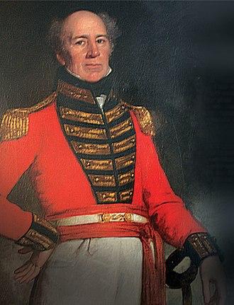 John Graham-Gilbert - Image: John Graham The Rajahof Madras c 1828