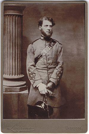 John Francis William, 6th Count de Salis-Soglio - Image: John Francis William de Salis