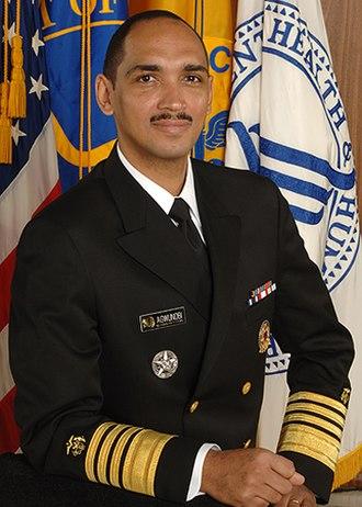 John O. Agwunobi - Admiral John O. Agwunobi, USPHS Assistant Secretary for Health