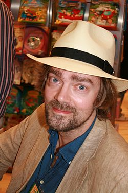 Jonas Darnell Book Fair 2008.jpg