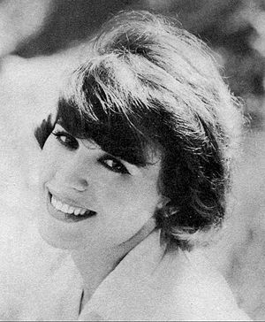 Joni James - James in 1962.