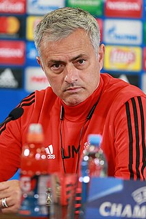 José Mourinho Portuguese association football player and manager