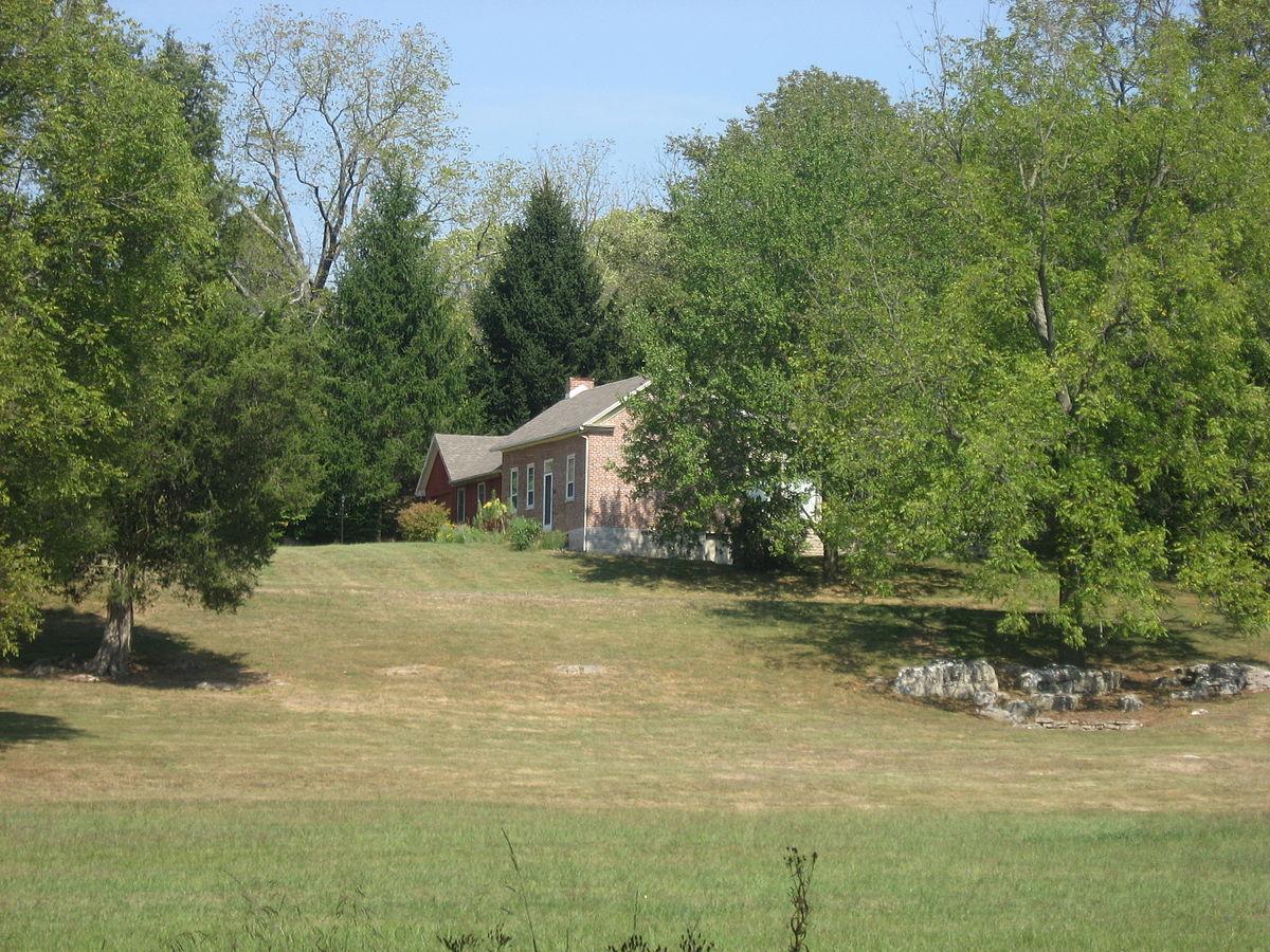 Joseph Mitchell House - Wikipedia
