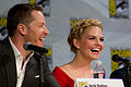 Josh Dallas & Jennifer Morrison (14962264772).jpg