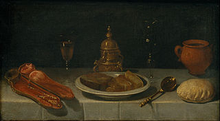 Still Life and Laid Table