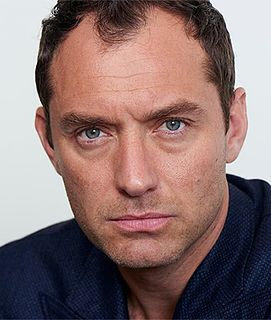 Jude Law English actor