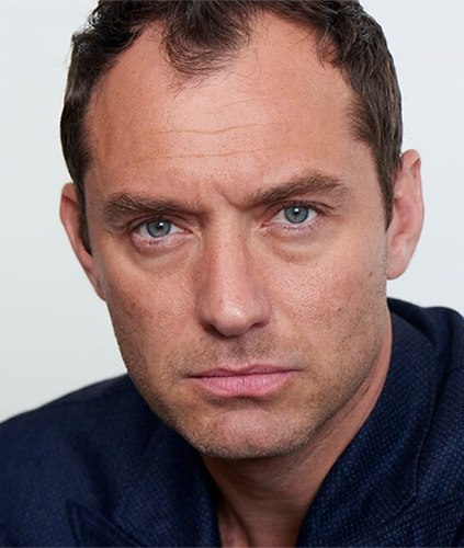 Jude Law - Headshot