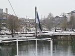Juku Flag Kalasadam Tallinn 15 March 2014.JPG