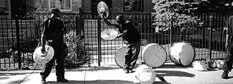 Jules T. Allen - Image: Jules Allen Photograph Marching Bands 02