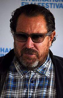 Julian Schnabel American artist and filmmaker