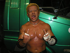 Jun Kasai on September 9, 2007.jpg