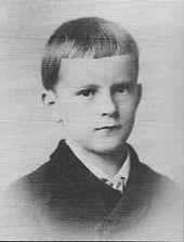 Carl Gustav Jung durante l'infanzia