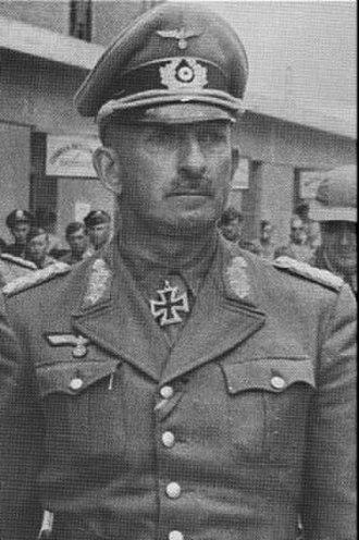 Hans-Jürgen von Arnim - Image: Jurgen von Arnim