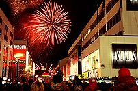 Fireworks in Jyväskylä